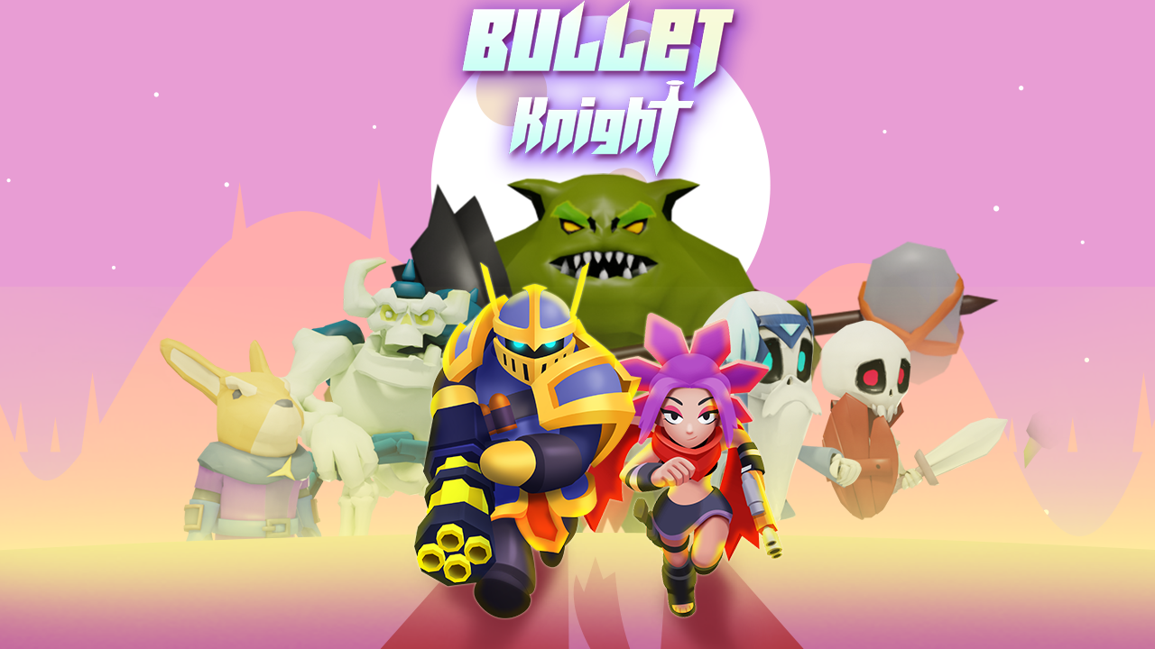 Bullet Knight: Dungeon Crawl Shooting Game