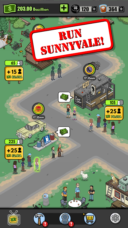 Trailer Park Boys: Greasy Money – DECENT Idle Game