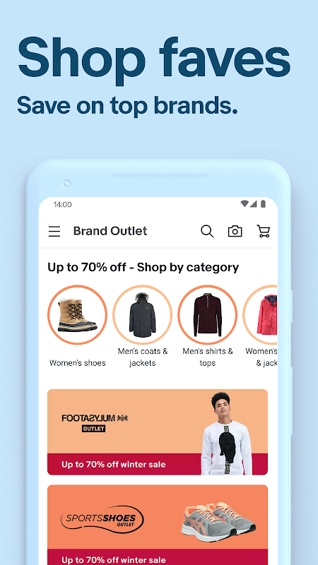 eBay – Buy, sell, and save money on your shopping
