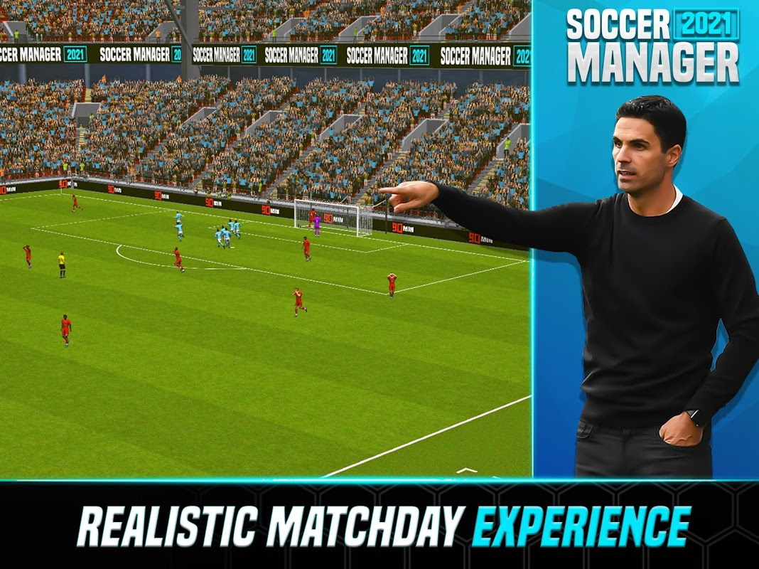 Soccer Manager 2021 – Football Management Game