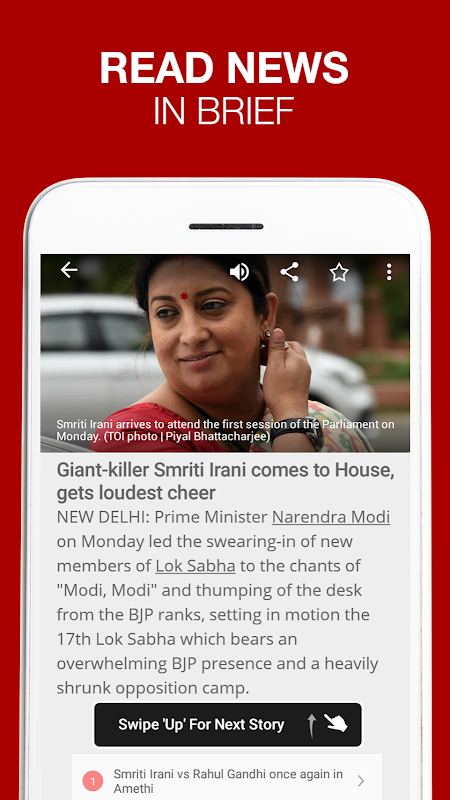 The Times of India Newspaper – Latest News App