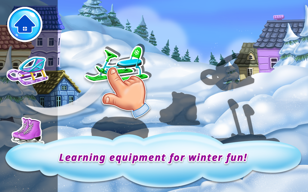 Learning Equipment for Summer and Winter Leisure