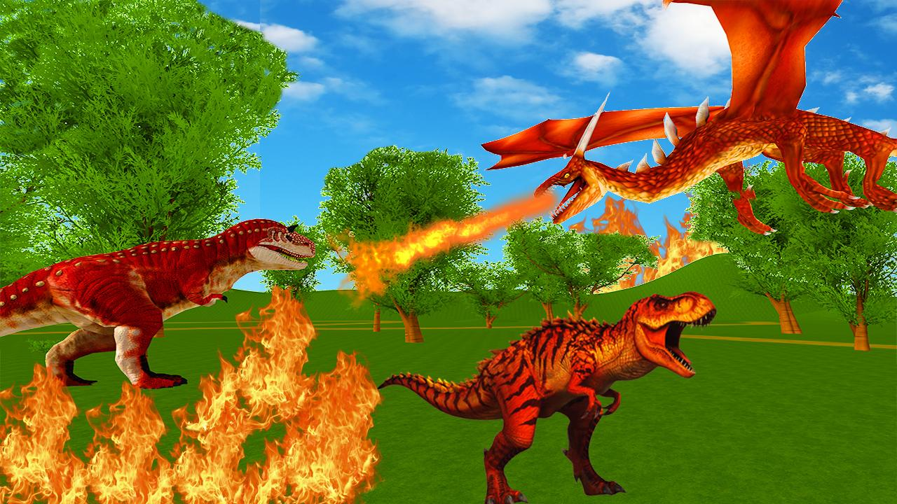 Dragon Simulator fighting Arena : Dragon Free Game