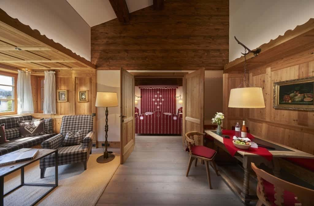 Hotel Post Lech, Lech am Arlberg, Fürsten Suite