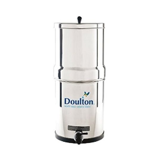 Doulton Stainless Steel Gravity Water Filter
