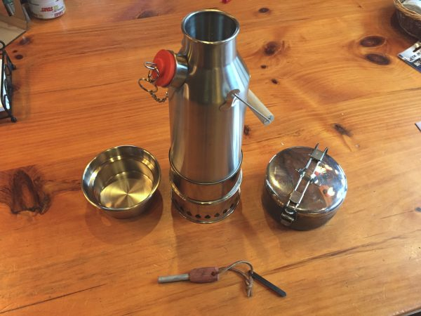 camping kettle stove