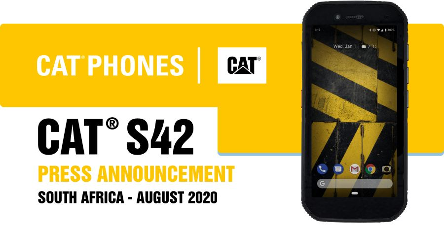 New Cat S42 Sets The Standard In Rugged And Durable Work Phones