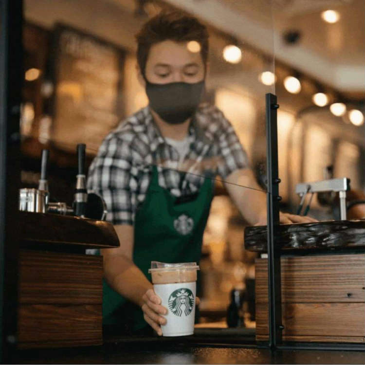 Starbucks To Offer Reusable Cup-Share Program In All Europe, Middle East and Africa Stores By 2025