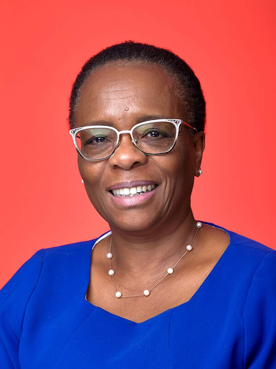 Profile on Thabang Charlotte Mampane, Commissioner of the National Lotteries Commission