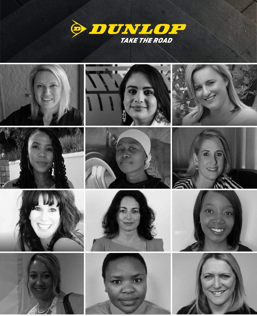 Dunlop launches Women Driving the World Forward campaign