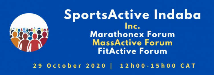 SportsActive Indaba to debate the future of sport