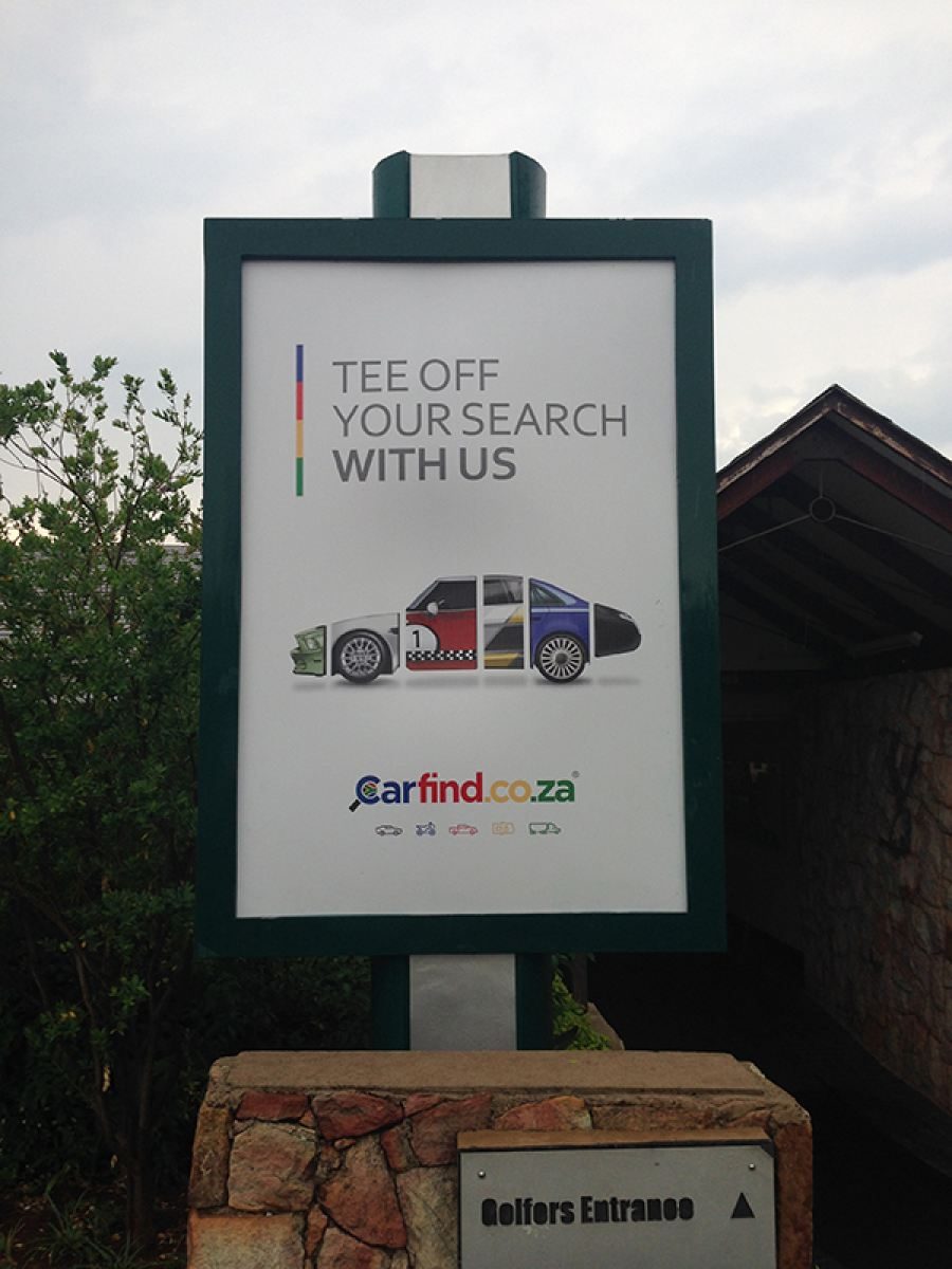 Carfind.co.za takes to the Green