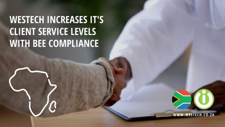 Westech Improves Its Client Service With BEE Compliance
