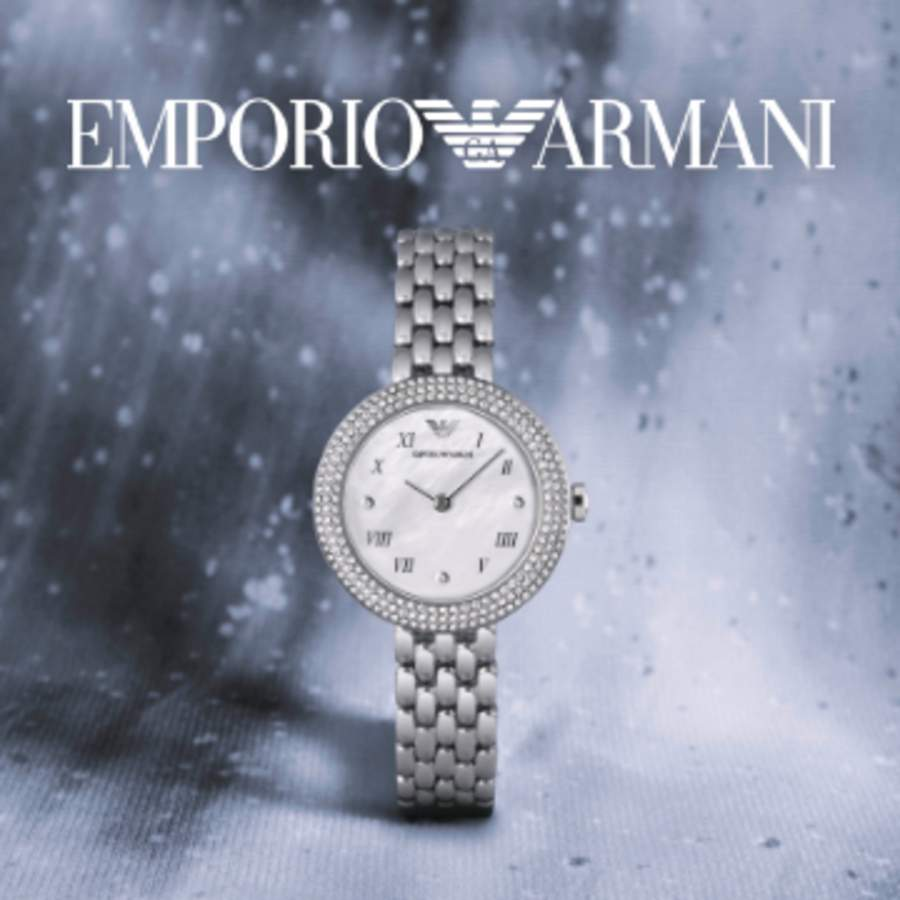 Discover Seasonal Newness From Emporio Armani and Watch Republic
