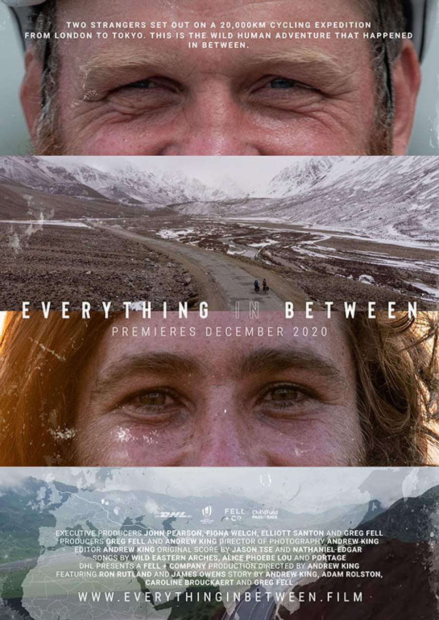 'Everything In Between' - The Race to the Rugby World Cup