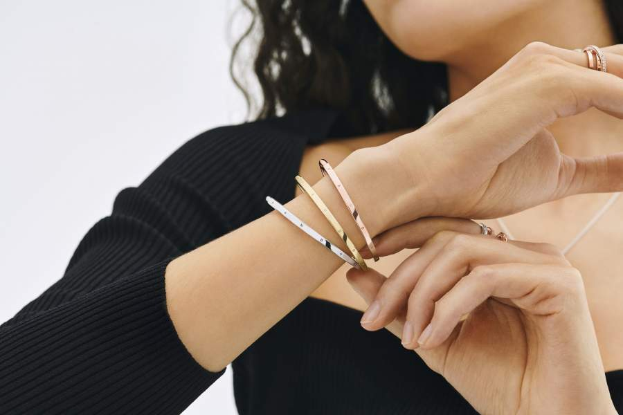 The Pandora Signature Collection Is Back With New Sophisticated And Iconic Designs