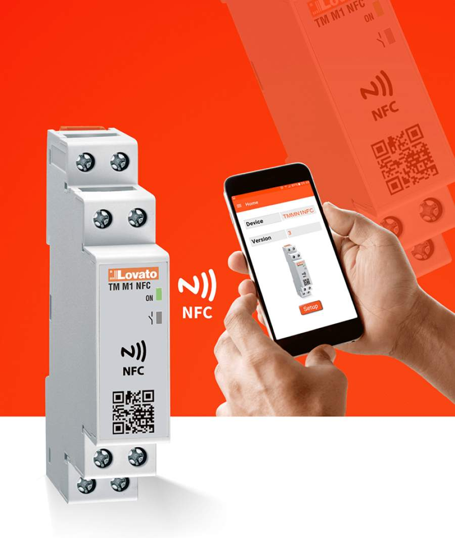 Lovato multifunction timer sets timing parameters remotely – without powering application timer