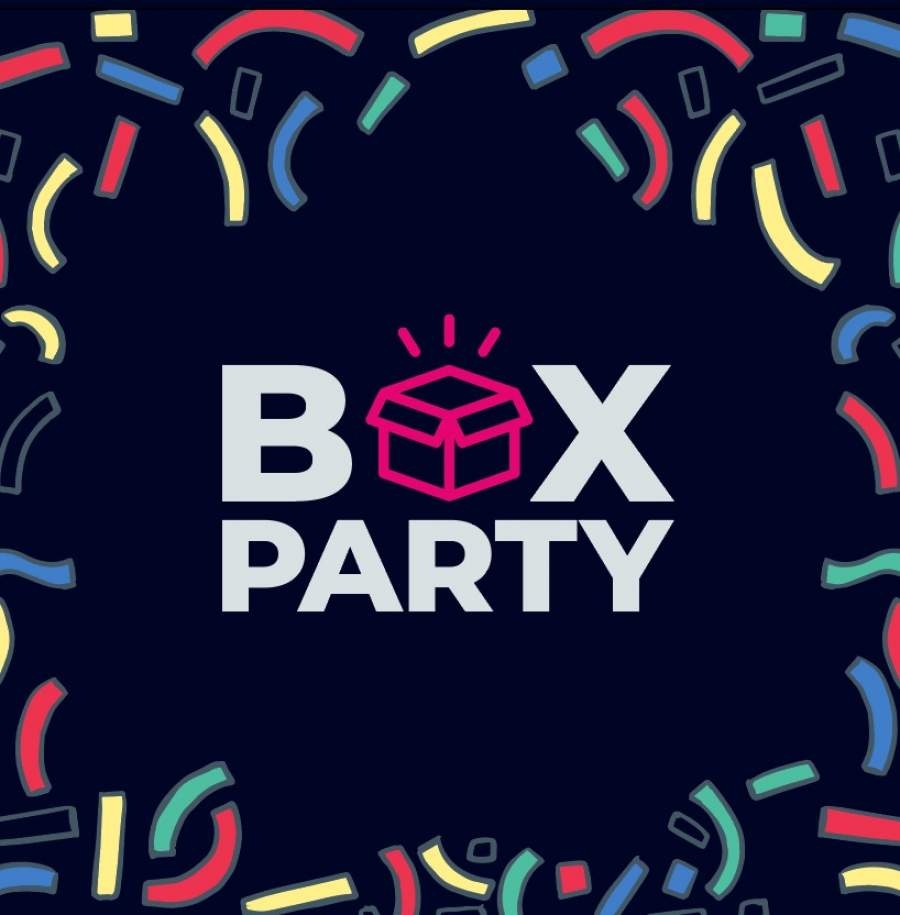 Wrap Up 2020 by unwrapping the party CWDI launches 'Box Party'