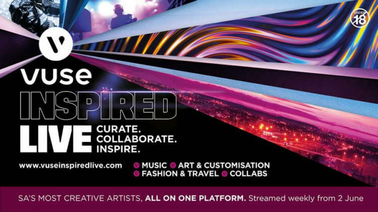Immerse yourself in Inspired Live, a Festival of Inspiration
