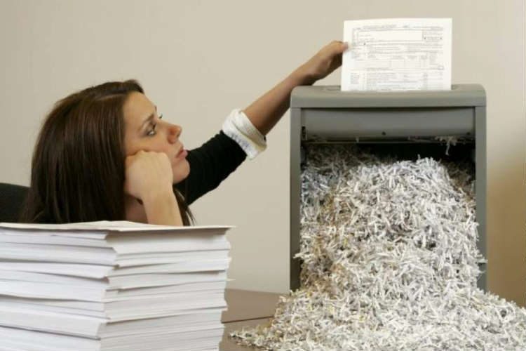 Paper Shredders for sale and rent | DigiShred