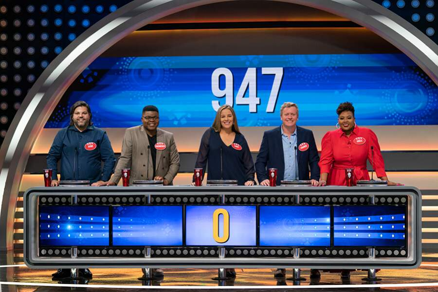 It's the battle of the DJs on this week's episode of Family Feud SA