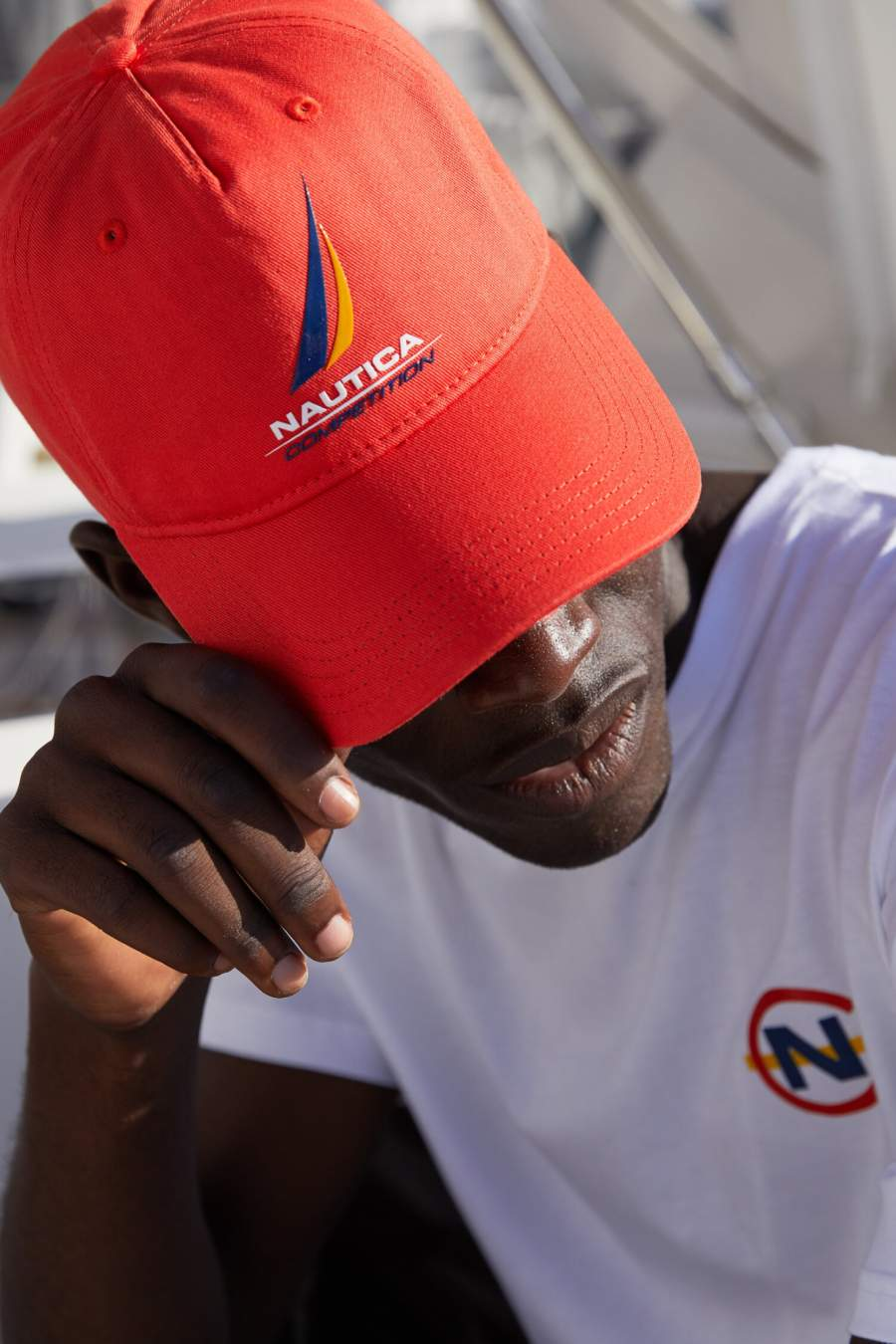 Add A Hint Of Street Cred With Nautica Competition Caps & Hats