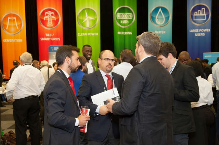 African Utility Week will gather some 6000 power and water professionals again in 2016.