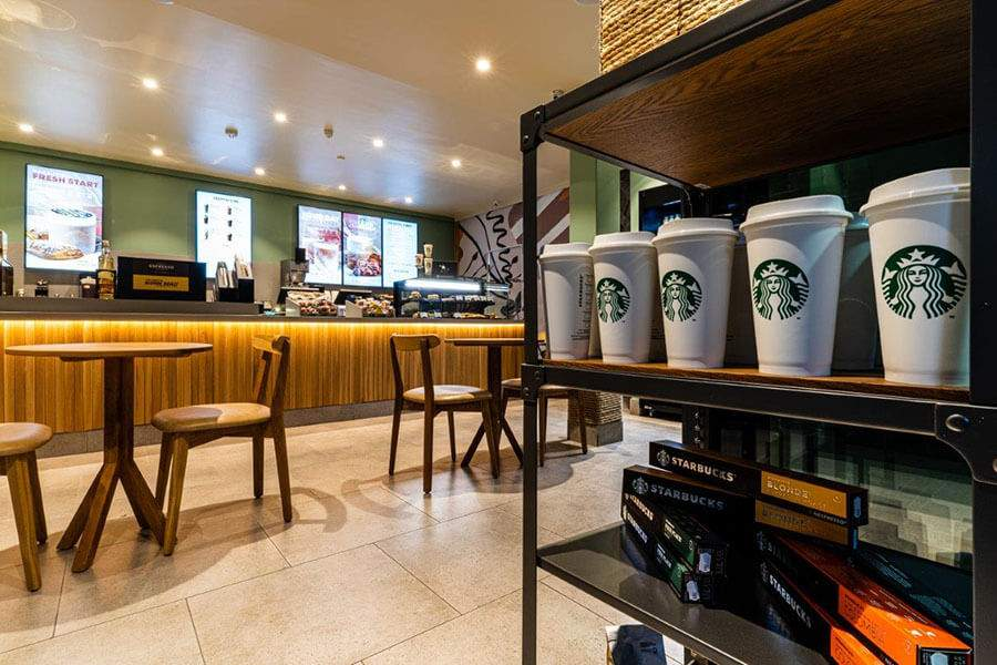 Starbucks brings The Third Place to Table View