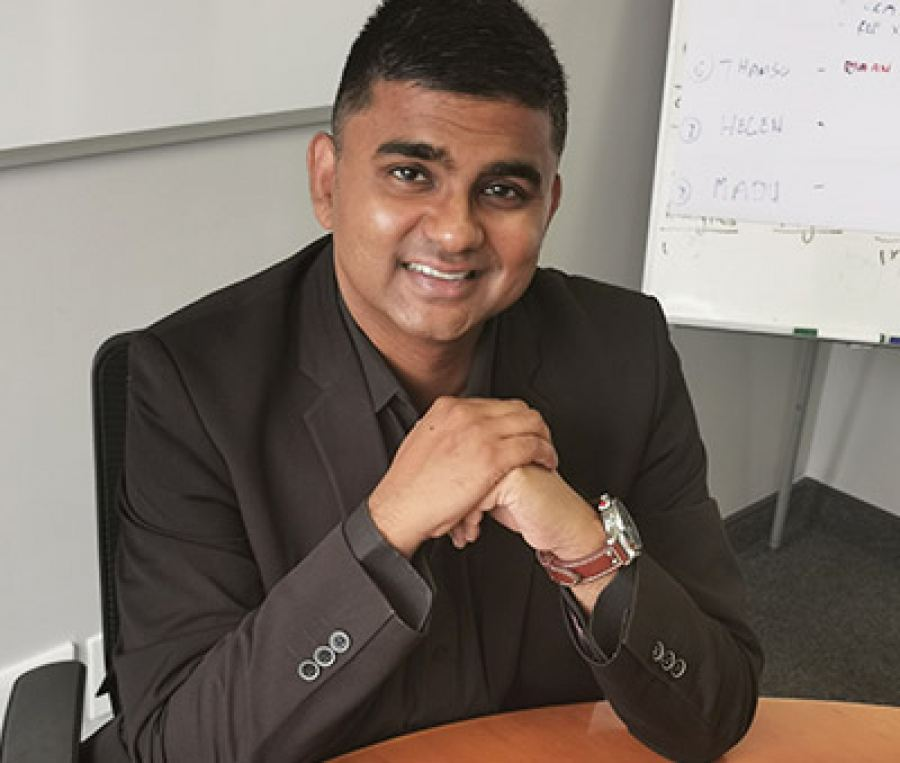 Greg Naidoo as its new Head of Talent Acquisition.