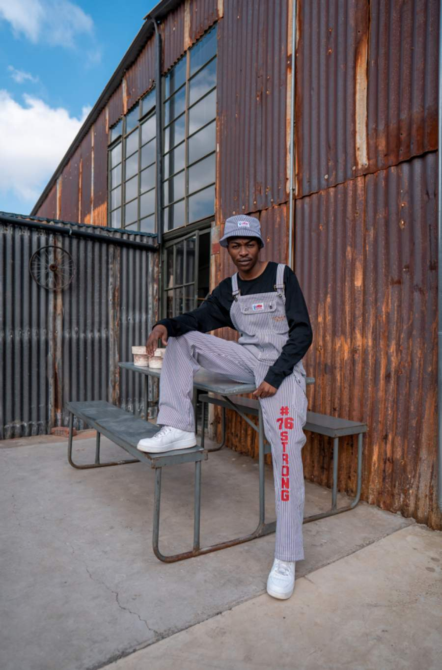 The number one South African brand producing workwear clothing since 1910