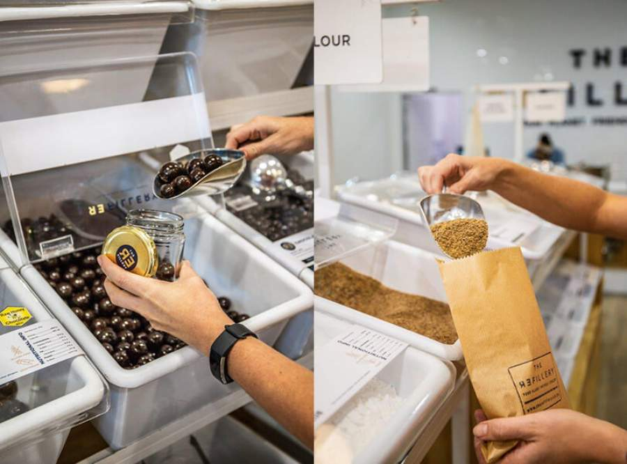 Reduce, reuse, recycle and REFILL at Hyde Park Corner's new The Refillery store