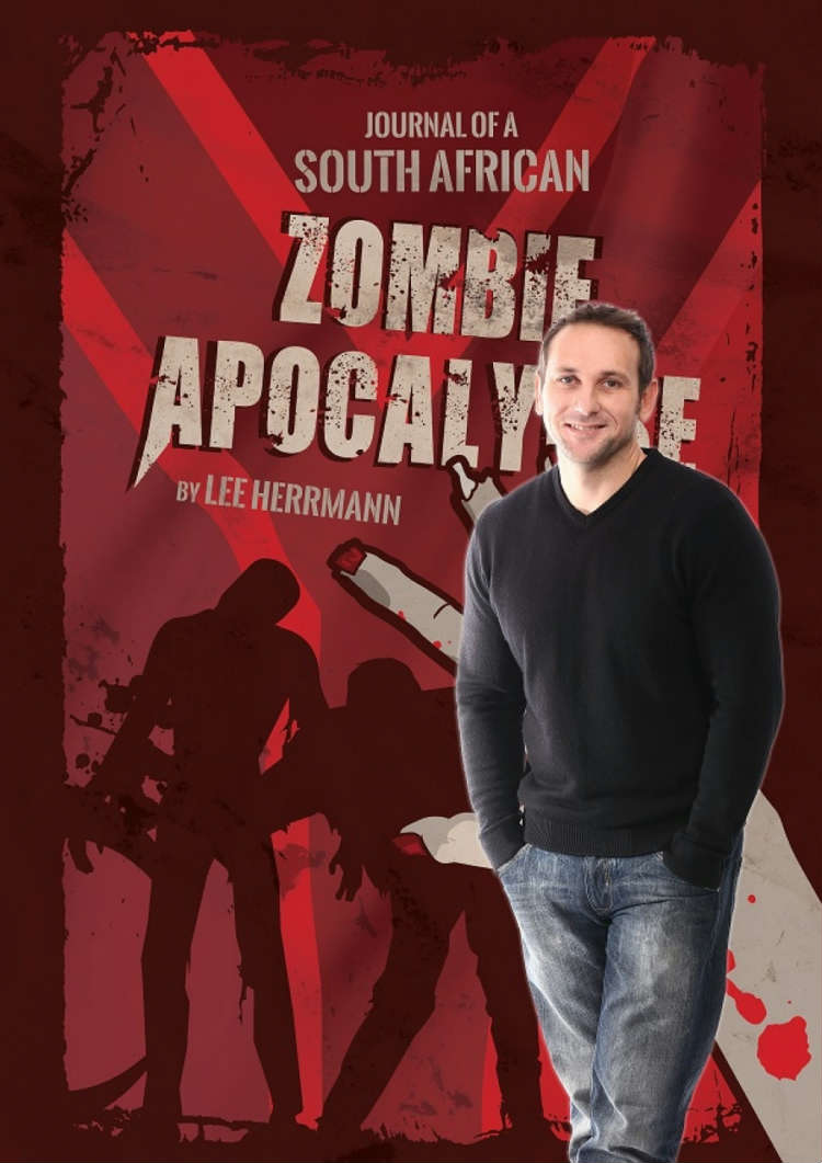 Lee Herrmann, Author of Journal of South African Zombie Apocalypse