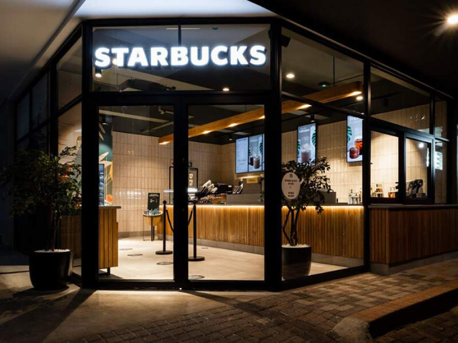 Starbucks brings The Third Place to Linden
