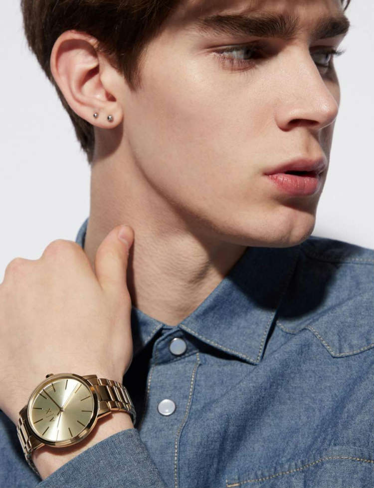 Make a Bold Statement With Armani Exchange
