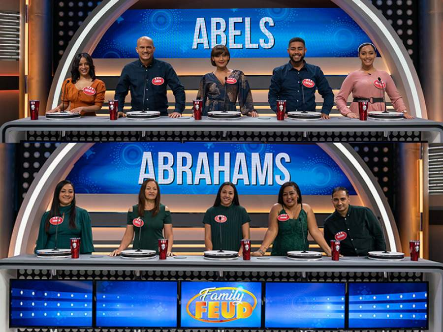 Steve Harvey will have you laughing out loud this week on Family Feud SA