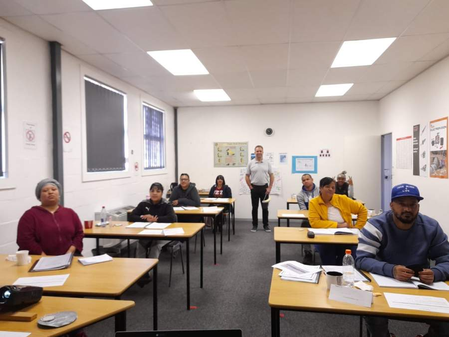 Plastics SA Training Division upskills and trains retrenched workers with Retrenchment Assistance Programme (RAP)