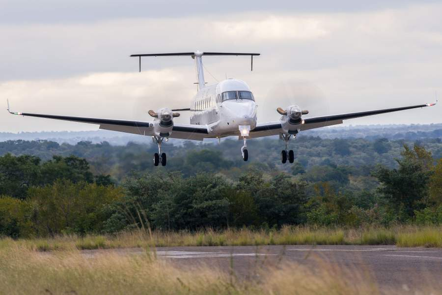 Federal Airlines ('FedAir') announces 50% discount 'SA Residents fare' to safari landing strips as part of revolutionary new approach