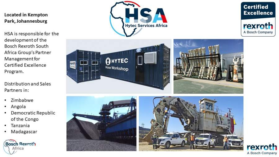 Additional details about Hytec Services Africa