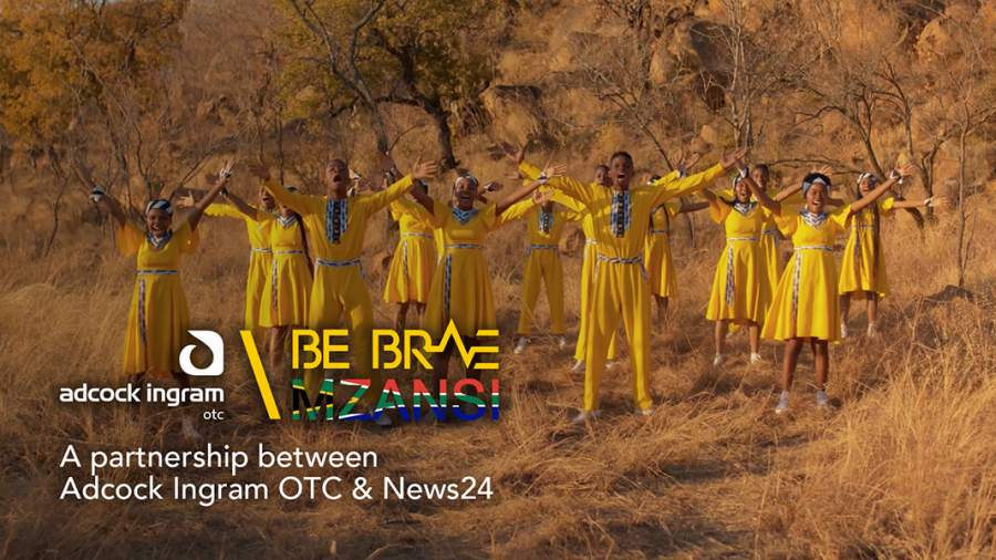 News24 in partnership with Adcock Ingram OTC launches season 4 of Sponsors of Brave: Be Brave Mzansi