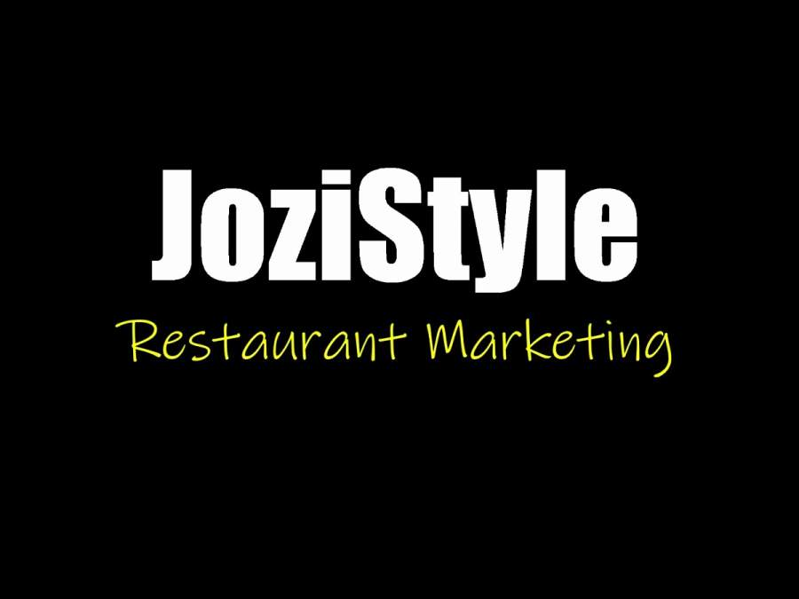 Promote Your Restaurant With JoziStyle!