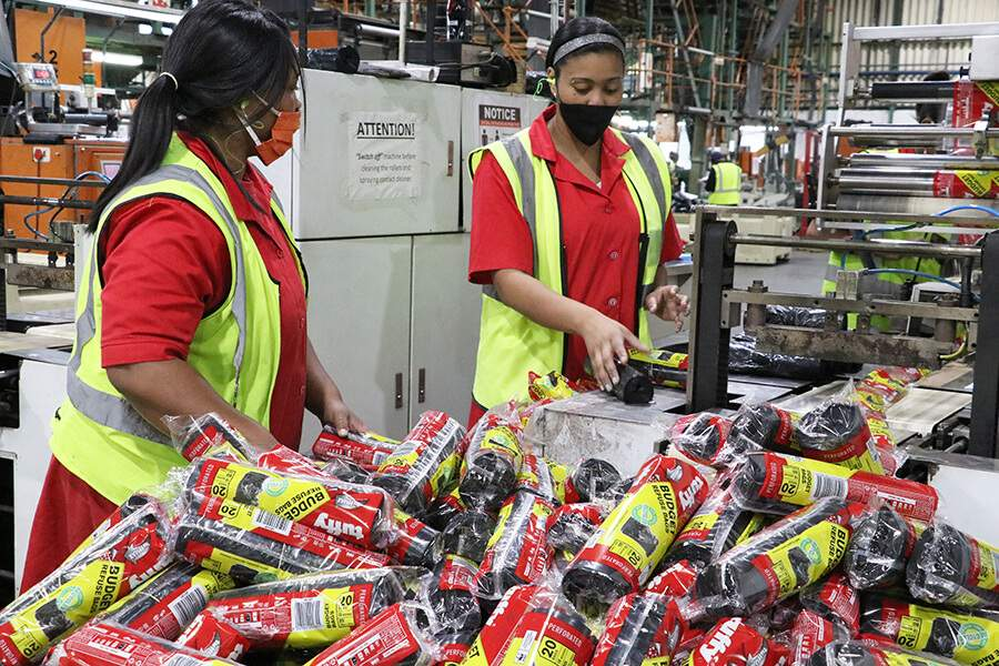 South African industry giants participate in annual Plastics Recycling Survey
