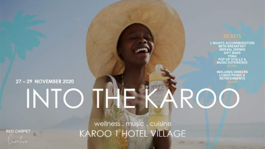 Into The Karoo - A weekend OASIS
