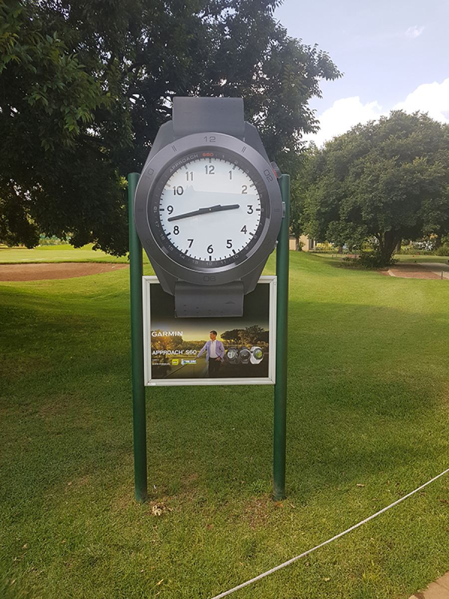 Golf Ads™ implements campaign for Garmin Approach S60