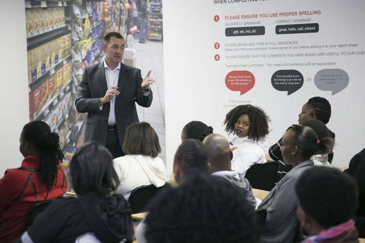 PMG Training Academy brings learners into mainstream economy