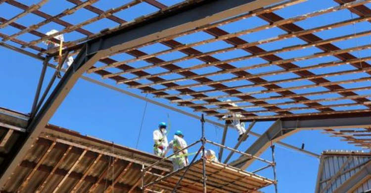Asbestos Removal and Roofing