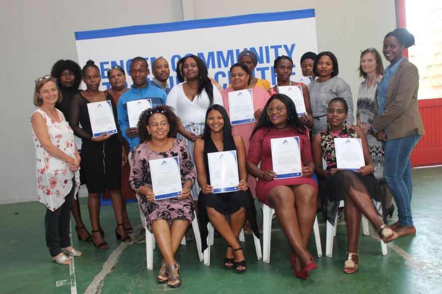 Another 67 South Durbanites graduate from Engen's Computer School