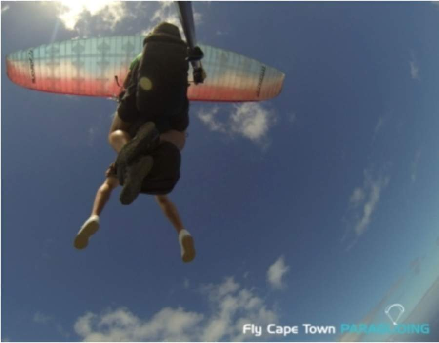 Paraglide with Fly Cape Town
