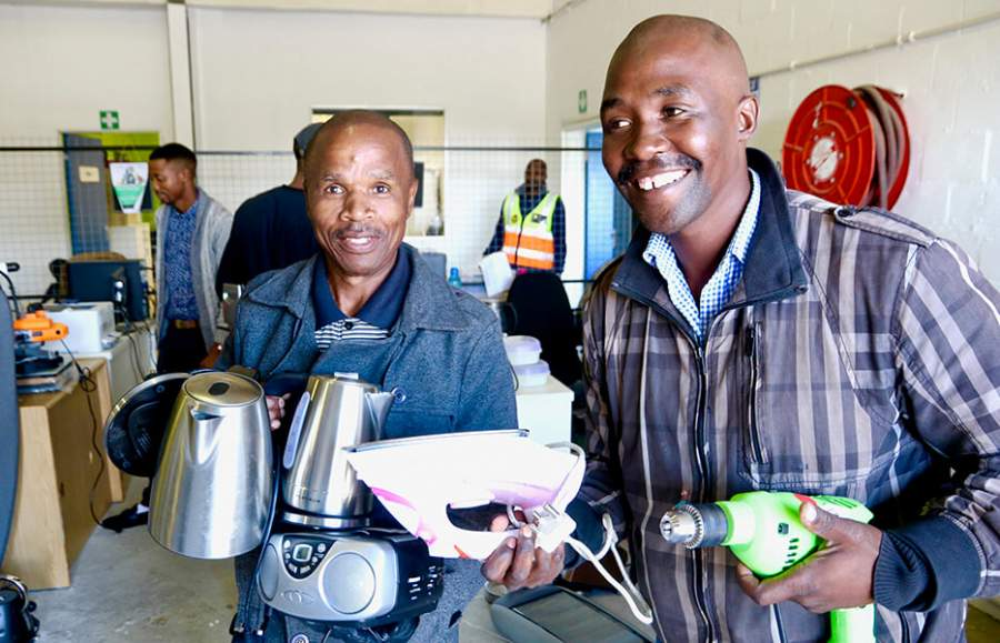 Tackling E-Waste In South Africa