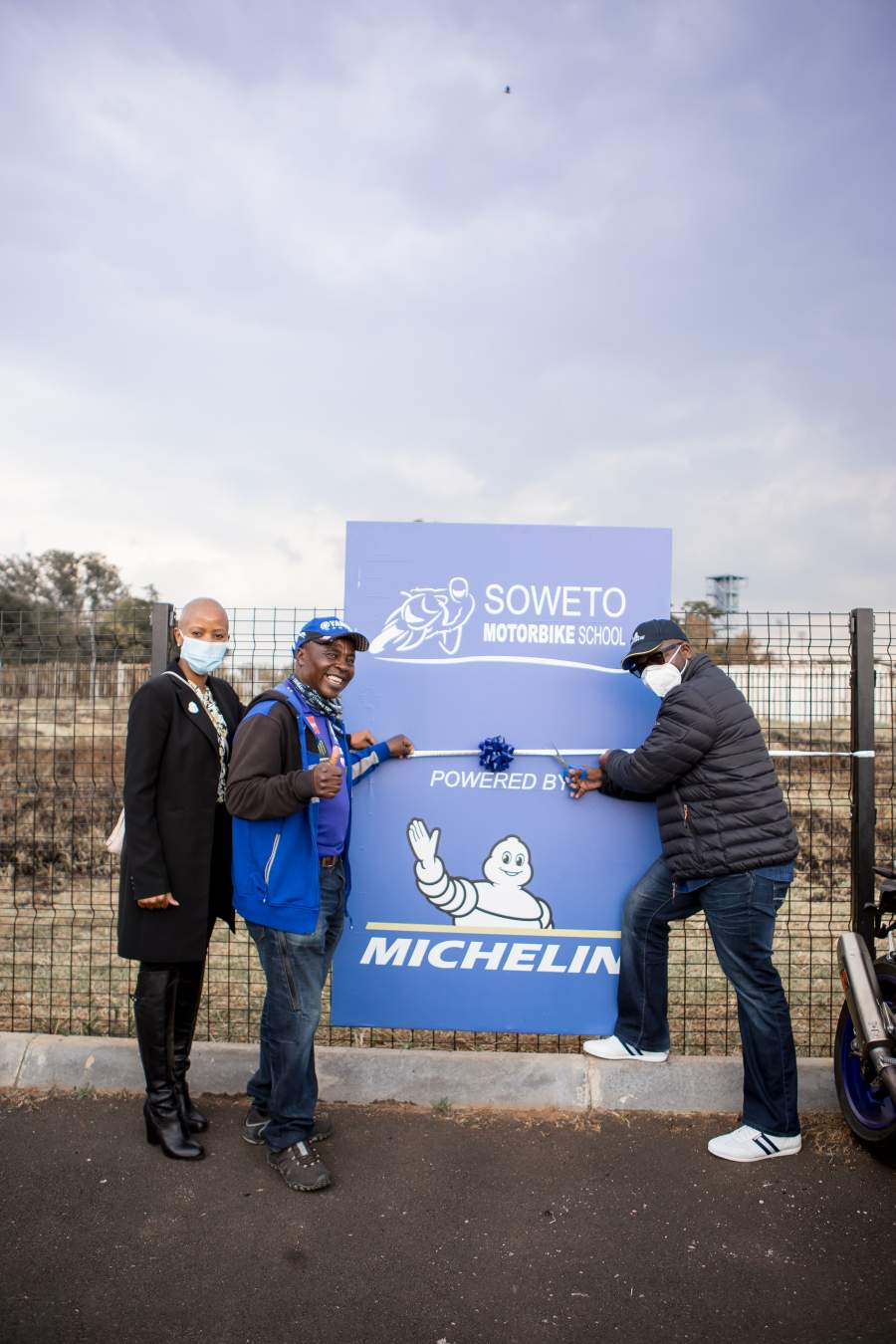 Michelin Partners with the Soweto Motorbike School to Help Tackle Youth Unemployment