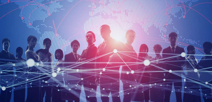Digitally transform and connect your business operations